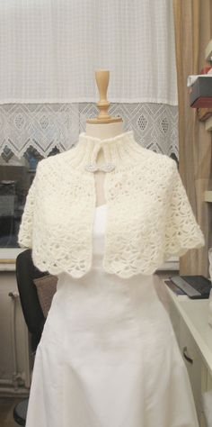 Cotton Crochet Hand Crocheted Top Tank Halter by crochetbutterfly