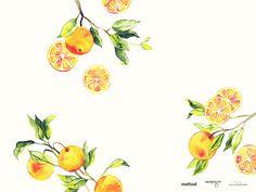 @methodhome Sweet Tangerine designed by Julia Manchik