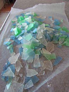 Sea Glass Candy by Stitch a Wish Designs