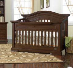 Sorelle Providence Crib In Dark Espresso Baby Girl S
