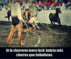 Charreria.
