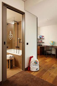 XL-Koje Bad / XL-Cabin Bathroom