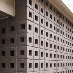 Wakei & Company Ltd - Klink Concrete Forms, Concrete Blocks, Breeze Block Wall, Lattice Wall, Cinder Block Walls, Fence Design, Wall Design, Cement Walls, Vaza