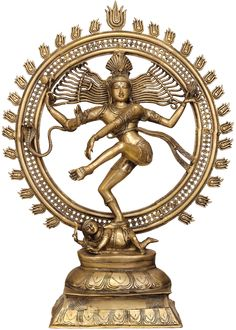 Nataraja Sold Out (Can be backordered) Just add to cart and we'll ship it out in 4 to 6 weeks Brass Sculpture 41.0 inch x 30.0 inch x 11.0 inch 36.2 kg SHIPS FREE FROM INDIA ALLOW 10 DAYS FOR DELIVERY