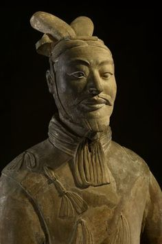 Eight ancient Chinese warriors have travelled kilometres by road and sky to Wellington. Fly To New Zealand, Terracotta Army, Two Horses, Terracota, Famous Landmarks, Mind Blown, Warriors, Mindfulness, Statue