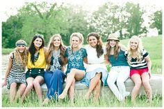 2014 Senior Model Editorial Photo Shoot