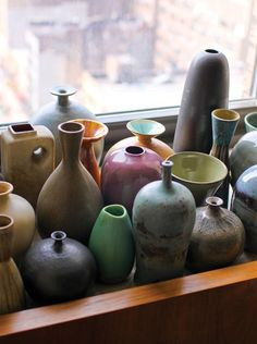 Pottery Collection.