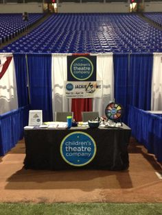 This weekend, we're escaping winter and thinking about baseball at Twinsfest in the Metrodome! We'll have baseball prizes, tattoos, and the chance to win tickets to the spring production of Jackie and Me! Also, the actor playing Jackie Robinson, (Ansa Akyea) will be at our booth from 12-2 tomorrow! Buy this Prize Wheel at http://PrizeWheel.com/products/tabletop-prize-wheels/micro-prize-wheel/.
