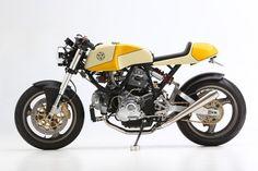 Cafe racer Ducati / Walt Siegl