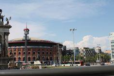 Las Arenas in Barcelona