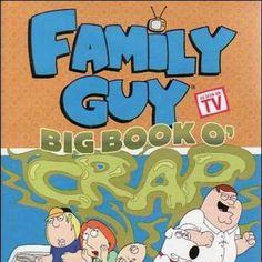 Family Guy Big Book O' Crap