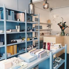 Now open in Antwerp: Daily Fiction, a brand new stationary store by Normann Copenhagen inside beautiful design shop Espoo Butik. Love it! Also for sale at La Fabrika in Brussels #dailyfiction #espoo #lafabrika #normanncopenhagen