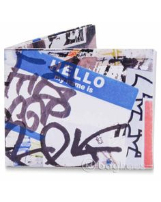 Graffiti Mighty Wallet $15