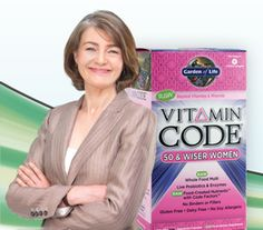 Love the targeted formulas in The Vitamin Code supplement line!