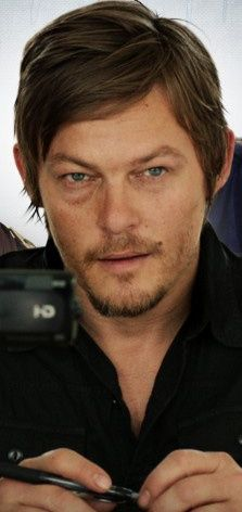 Norman Reedus - I can't get enough of this mans gorgeousness <3