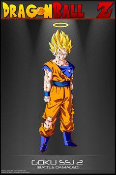 Dragon Ball Z - Goku SSJ2 VMV by DBCProject on DeviantArt