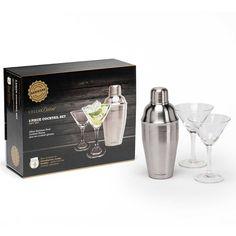 3-Piece Cocktail Maker Set from Robert Dyas