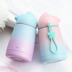 Cheap vacuum cup, Buy Quality cats vacuum directly from China stainless steel thermos Suppliers: Cute Smart Cat Stainless Steel Thermos Mug Thermo Baby Child Feeding Cups Milk Hot Water Bottle Cartoon Cat Vacuum Cup For Kid Vacuum Cup, Vacuum Flask, Stainless Steel Thermos, Stainless Steel Water Bottle, Cute Water Bottles, Drink Bottles, Food Storage Boxes, Water Bottle Design, Travel Accessories