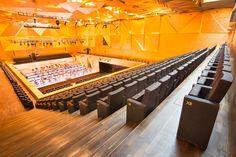 ASCÉNDER en la Filarmónica de Szczecin