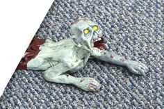 Fancy - Zombie Doorstop