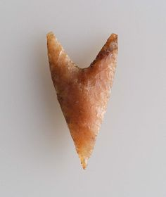 Arrowhead   Nubian  Early Napatan Period  800–780 B.C. Flint Knapping, Stone Age, Ancient Artifacts, Period, Africa, Indian, Tools, Arrows, Instruments