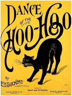 Dance of the Hoo-Hoo?!! Nice!