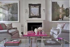 Elegant Living Room Design Ideas For Luxurious Home Living Room Green, Home Living Room, Living Room Designs, Living Room Decor, Dining Room, Home Design, Interior Design, Design Ideas, Living Room Inspiration