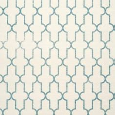 Voyage Collection   Phillip Jeffries   Morrocan, Blue, Wallpaper