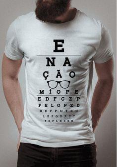 Paper Bag Design, Eye Chart, Fashion Eye Glasses, Business Fashion, Store Design, Eyewear, T Shirts For Women, Mens Tops, Clothes