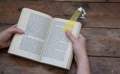 30 Cool and Creative Bookmark Designs - BlazePress