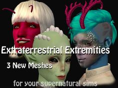 Extraterrestrial Extremities