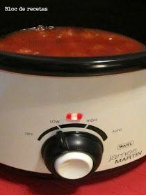 Cocina – Recetas y Consejos Rice Cooker, Slow Cooker, Olla Gm G, Multicooker, Slow Food, Freezer Meals, Crockpot, Cooking, Blog