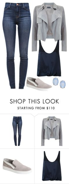 """Untitled #14296"" by beatrizibelo ❤ liked on Polyvore featuring J Brand, Mint Velvet, MICHAEL Michael Kors, 3.1 Phillip Lim and Cara"