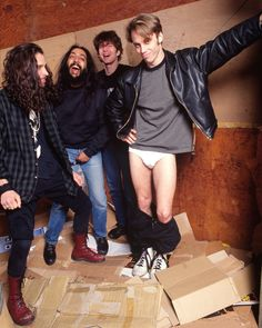 Soundgarden and Matt Cameron showing all his talent