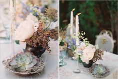 succulent wedding ideas