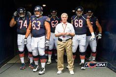 Chicago Bears O-Line