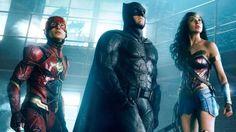 Se filtra la posible sinopsis de Justice League