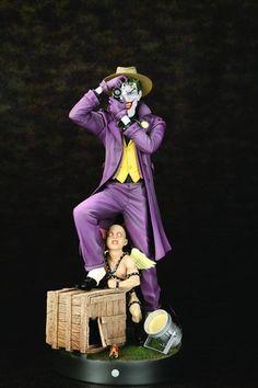 Batman: The Killing Joke Joker ARTFX Statue #joker #batman #killingjoke