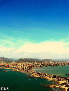 Puerto la Cruz, Anzoátegui, Venezuela.