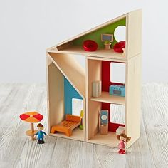 Modular Dollhouse  | The Land of Nod