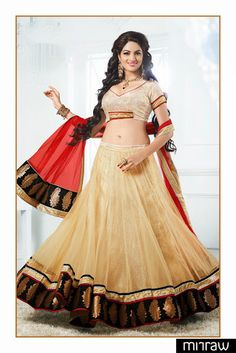 Amazing designer lehenga choli for wedding wear