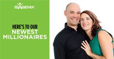 Congratulations to Isagenix Millionaires No. 217, Jen and Aaron B! See how these burned out parents gained more energy, greater athletic performance and more family time through Isagenix!