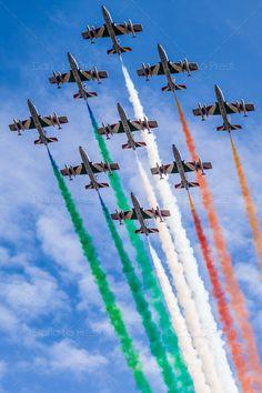 Frecce tricolore by Dario Lo Presti on 500px