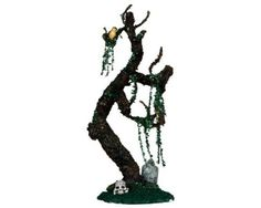 Lemax Spooky Town Tombstone Tree, Large #14345