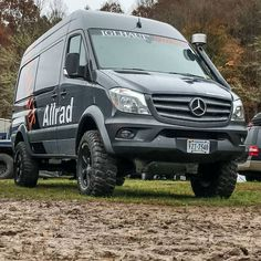 Want a true Sprinter with locking diffs? Iglhaut Allrad is coming to the USA… Want a true Sprinter with locking diffs? Iglhaut Allrad is coming to the USA. Mercedes G Wagen, Mercedes Truck, Mercedes Sprinter Camper, Benz Sprinter, Truck Camping, Van Camping, Ambulance, Sprinter Van Conversion, Day Van