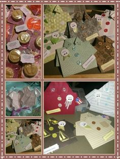 Fathers cards and soap for baby