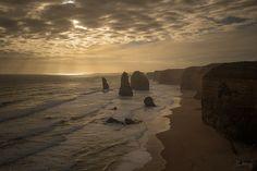 Twelve Apostles, Australie - Sunset