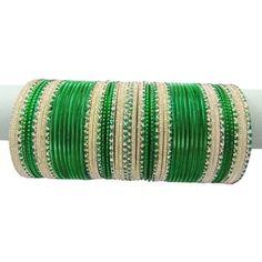 Engagement & Wedding Delicious New Designer Indian Fashion Chudi Set Bridal Hara Bangle Women Collection