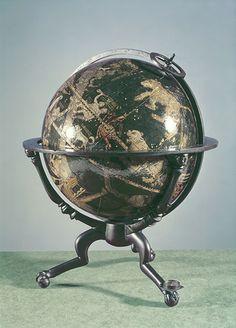 Johann Schöner, Celestial globe