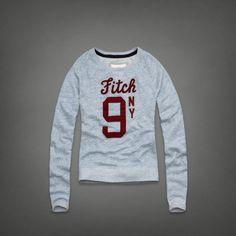 Womens Jessica Sweatshirt | Womens Hoodies & Sweatshirts | eu.Abercrombie.com